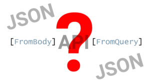 A FromBody and FromQuery example in ASP.NET Core Web API
