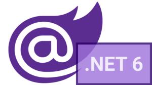 Blazor updates demo for .NET 6 using Visual Studio 2022